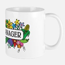 Plant Manager Small Mugs