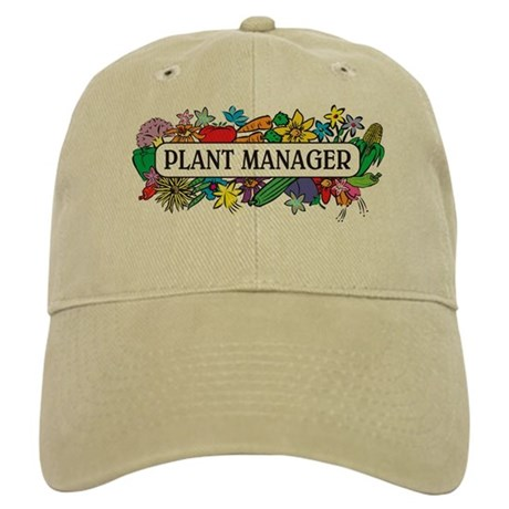 Plant Manager Cap