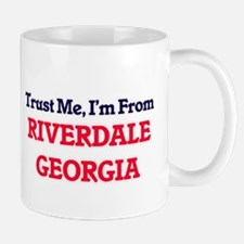 Trust Me, I'm from Riverdale Georgia Mugs