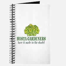 Hosta Gardener Journal
