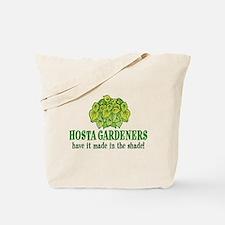 Hosta Gardener Tote Bag