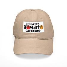 Heirloom Tomato Baseball Baseball Cap