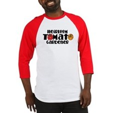 Heirloom Tomato Baseball Jersey