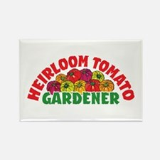 Heirloom Tomato Rectangle Magnet