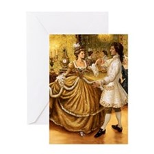 Cinderella's Ball Greeting Card