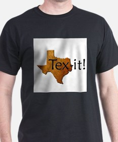 Tex-it Leather T-Shirt