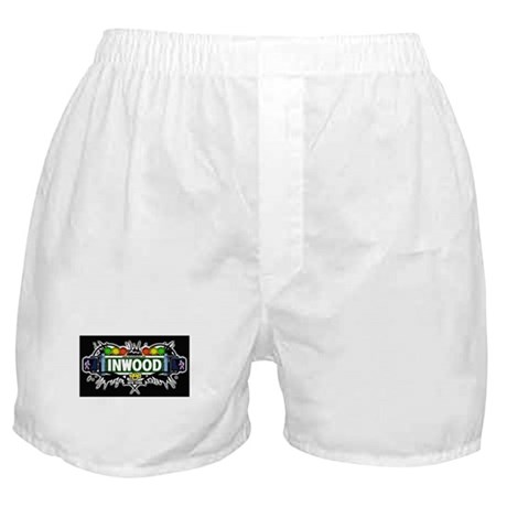 Inwood (Black) Boxer Shorts