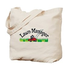Lawn Manager Tote Bag