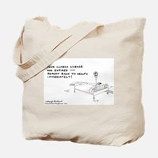 156 Tote Bag