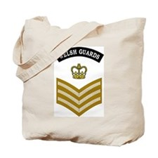 Welsh Guards CSgt<BR> Tote Bag 3