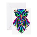 Owl Greeting Cards (10 Pack)