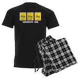 Chemistry nerd Men's Dark Pajamas