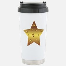 Golden Star Stainless Steel Travel Mug