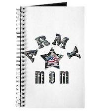 Army Mom Camo Journal