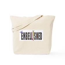 Hey Jenny, Embellish Me! Tote Bag