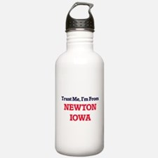 Trust Me, I'm from New Water Bottle
