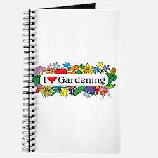 I Heart Gardening Journal