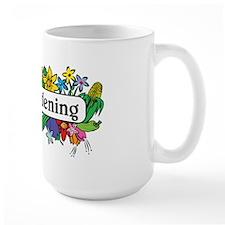I Heart Gardening Mug