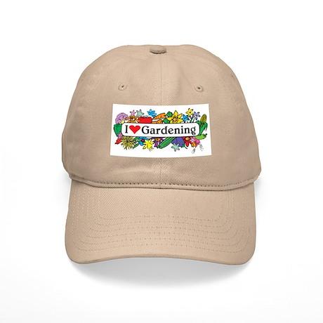 I Heart Gardening Cap