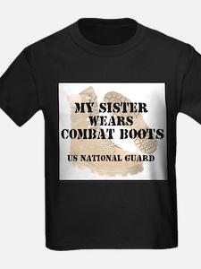 My Sister Wears NG DCB T-Shirt