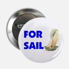 """FOR SAIL 2.25"""" Button"""