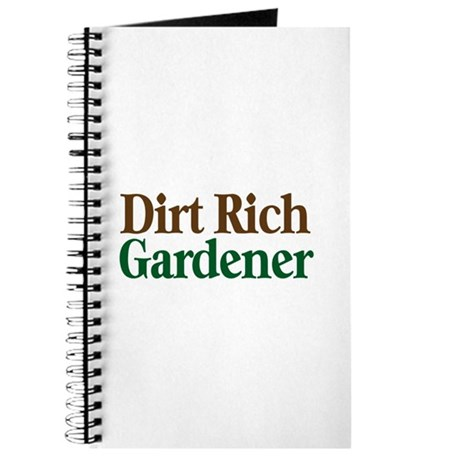 Dirt Rich Gardener Journal