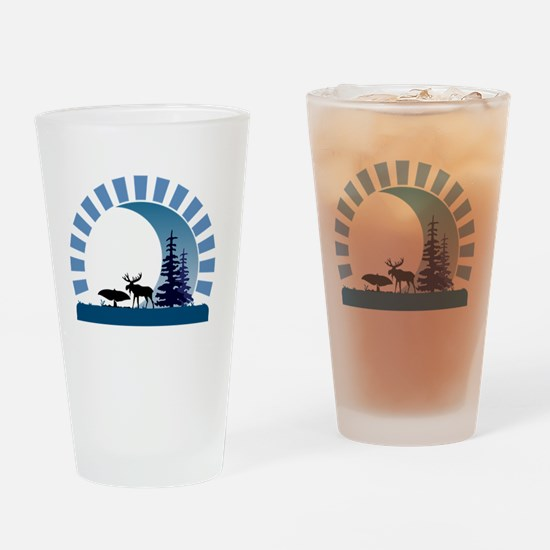 Funny Lcc Drinking Glass