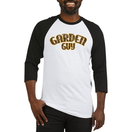 Garden Guy Baseball Jersey