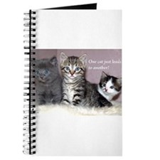 One Cat Leads to Another Journal