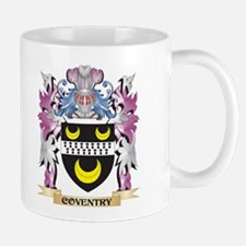 Coventry Coat of Arms (Family Crest) Mugs