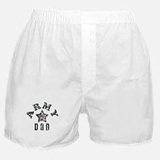 Army Dad Camo Boxer Shorts