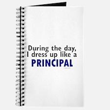 Dress Up Like A Principal Journal