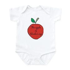 Apple of Abuela's Eye Infant Bodysuit
