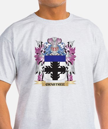 Crabtree Coat of Arms (Family Crest) T-Shirt