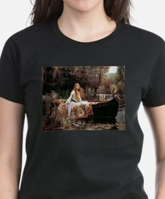 The Lady Of Shallot - 1- 18x13.693 T-Shirt
