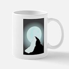 Moonlit Mountain Mugs