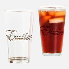 Unique Emilee Drinking Glass