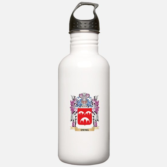 Craig Coat of Arms (Fa Water Bottle