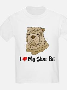 Love Shar Pei T-Shirt