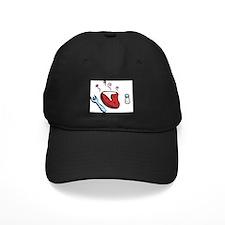 Lola - Fork Steak Salt Baseball Hat