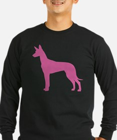 PHARAOH HOUND Long Sleeve T-Shirt