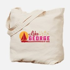 Lake George, New York Tote Bag