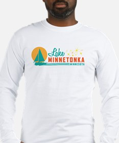 Lake Minnetonka, Minnesota Long Sleeve T-Shirt
