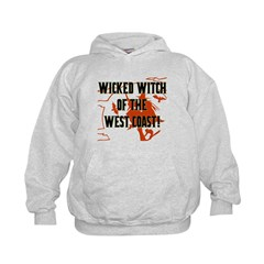 Wicked Witch of the West Hoodie