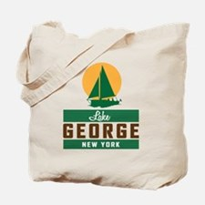 Unique Lake george Tote Bag