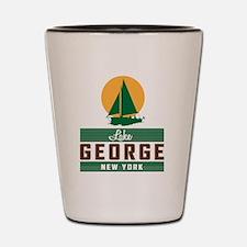 Unique George Shot Glass