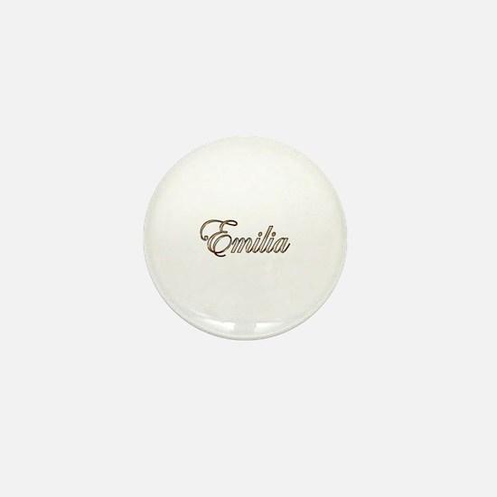 Cute Emilia Mini Button