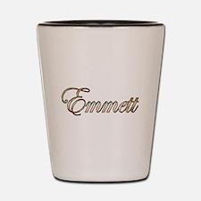 Cute Emmett Shot Glass