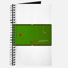 Snooker Table Journal
