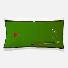 Snooker Table Pillow Case